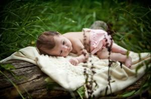 babyer ved fotograf