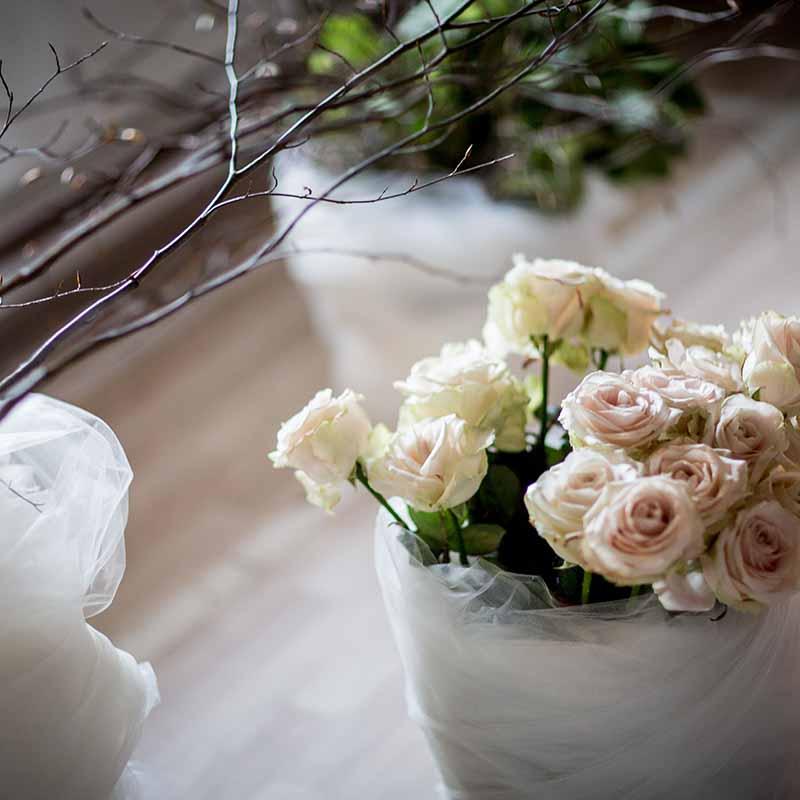 bryllupsdetaljer