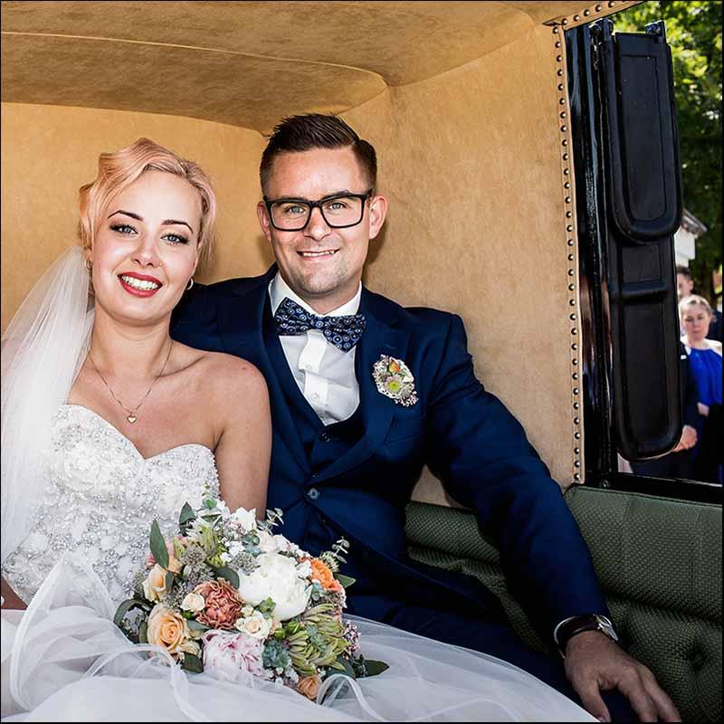 erfaren bryllupsfotograf fra aarhus