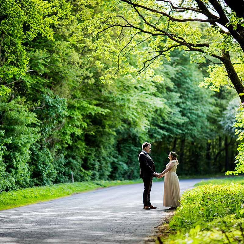bryllupsfotograf i Århus