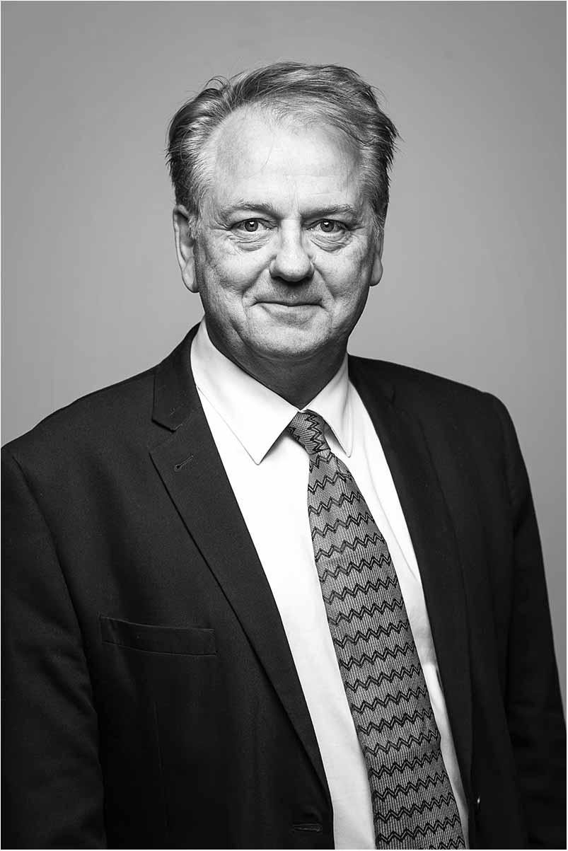 Medarbejderportræt af CEO & Partner i Vejle