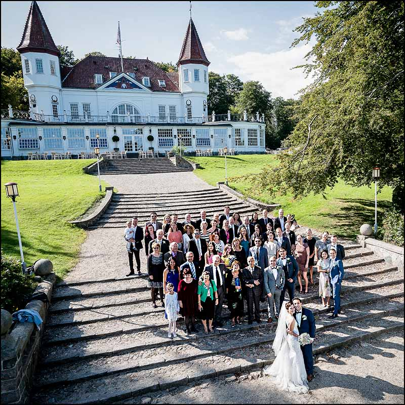 bryllupsfoto varna palæet