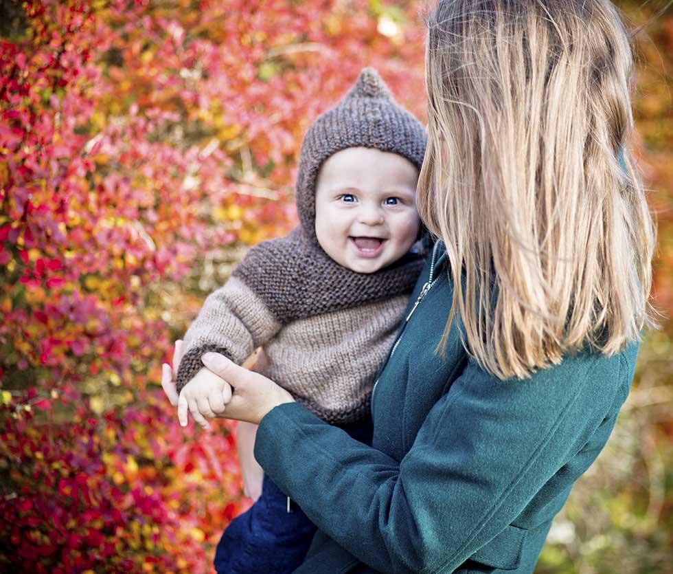 Familiefotografering er lidt ligesom portrætfotos