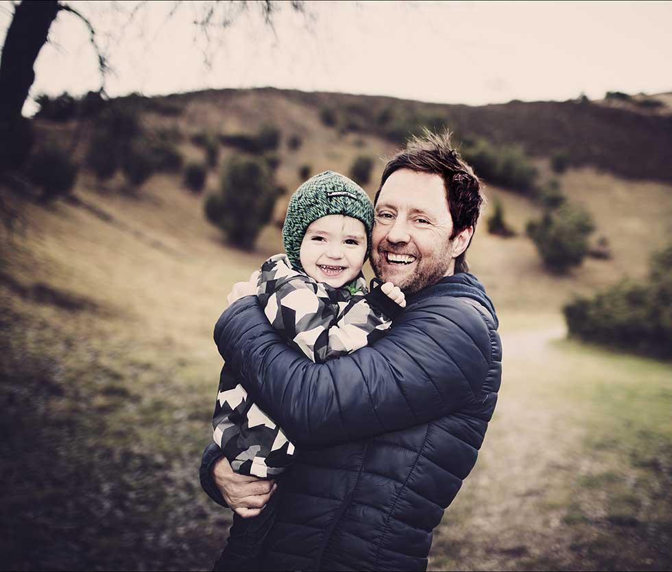 kvalitetsbevidst familie- og børnefotograf