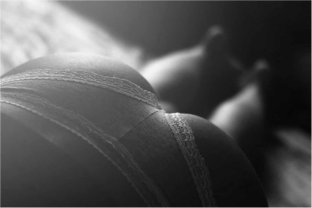 boudoir fotografens